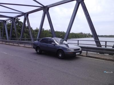 Toyota Corolla AE100 1991