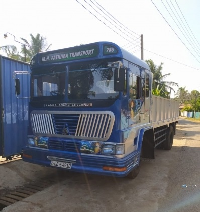 Ashok Leyland Comet Supper Lorry 2005