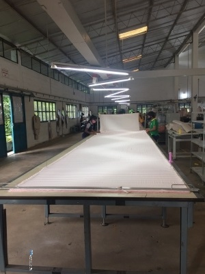 Garments Cutting Tabale