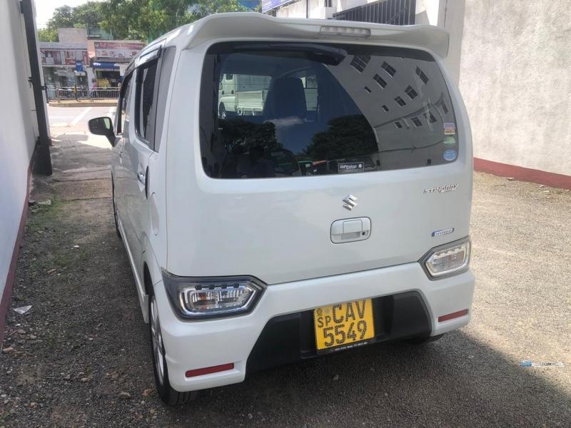 Suzuki Wagon R Stingray 2017 Price In 2020