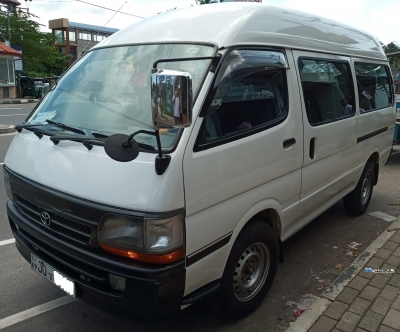 Toyota Dolphin High Roof 1999