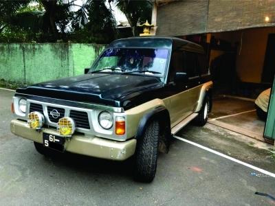 Nissan Patrol Y60 1992