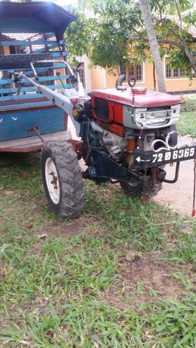 Kubota RK80 Land Master Tractor