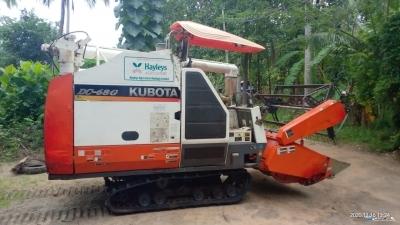 Kubota Harvester