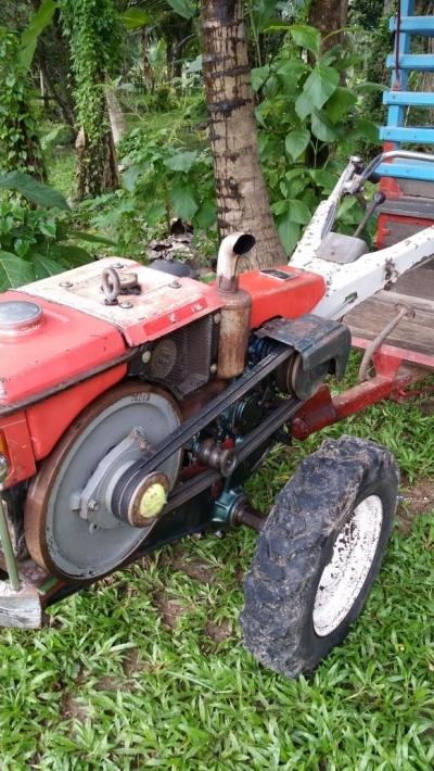 Kubota RK80 Tractor