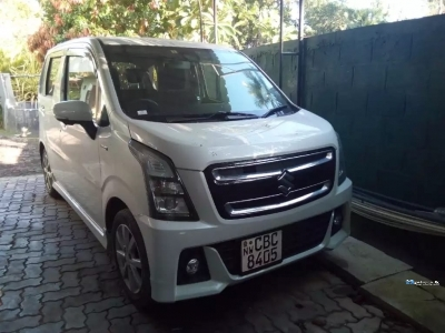 Suzuki Wagon R Stingray 2018