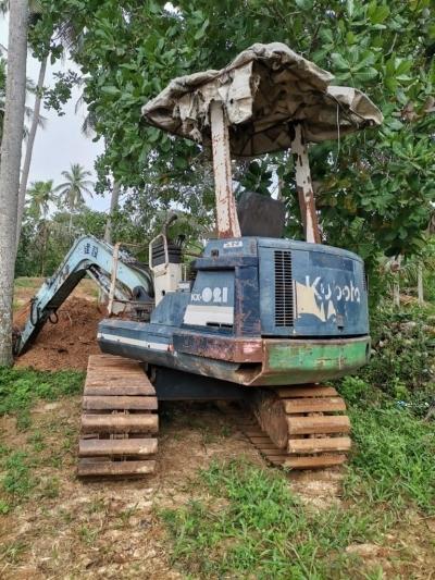 Kubota Excavator KX021