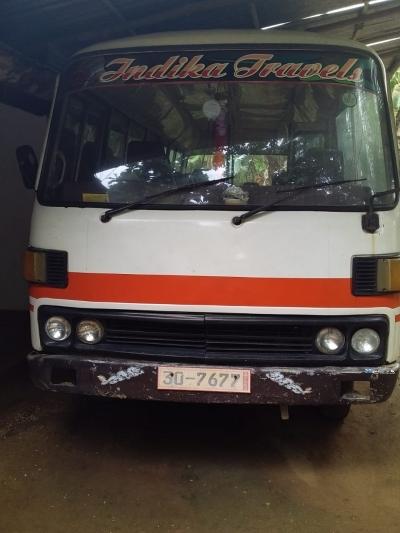 Mitsubishi Rosa MMC 1984