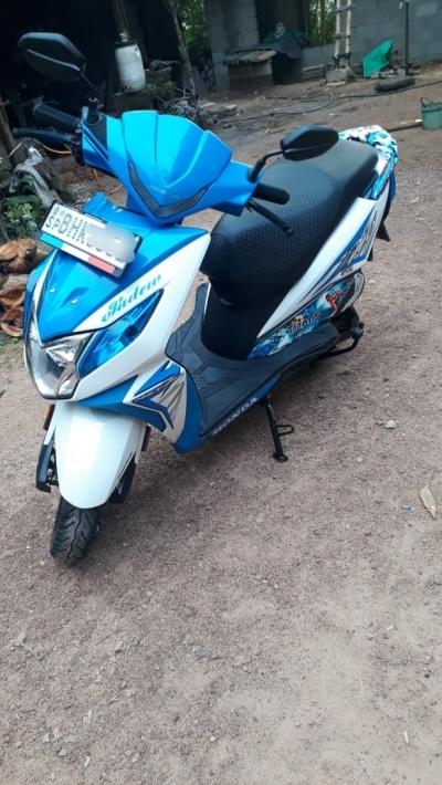 Honda Dio 2019