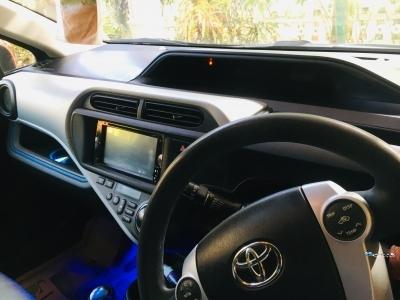 Toyota Aqua GS