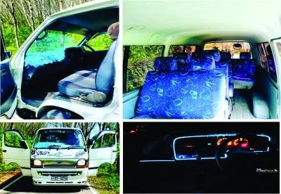 Toyota HIACE 1992