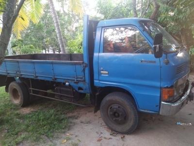 Isuzu ELF 350 1980