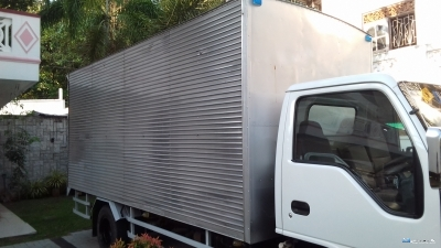 Isuzu Elf Lorry 2005