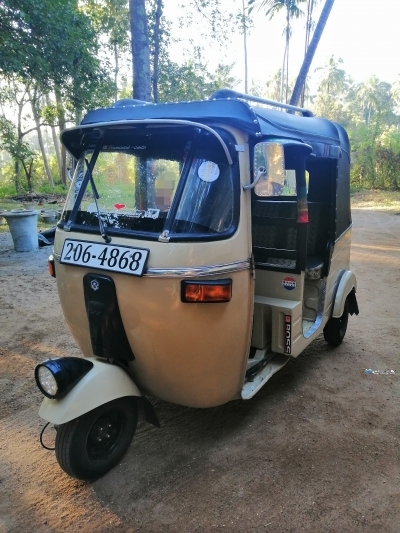 Bajaj RE Three Wheeler 1999