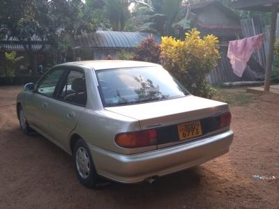 Mitsubishi CB2