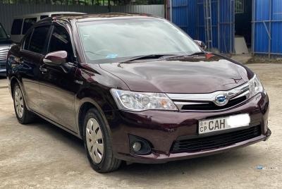 Toyota Axio 2015