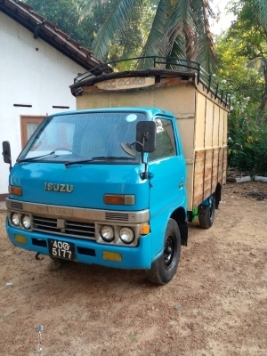 Isuzu Single Wheel Lorry