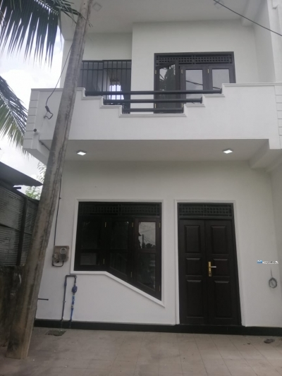 House with Land for Sale in Wellampitiya