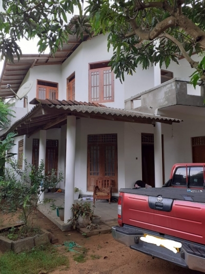 House with Land for Sale in Nittambuwa