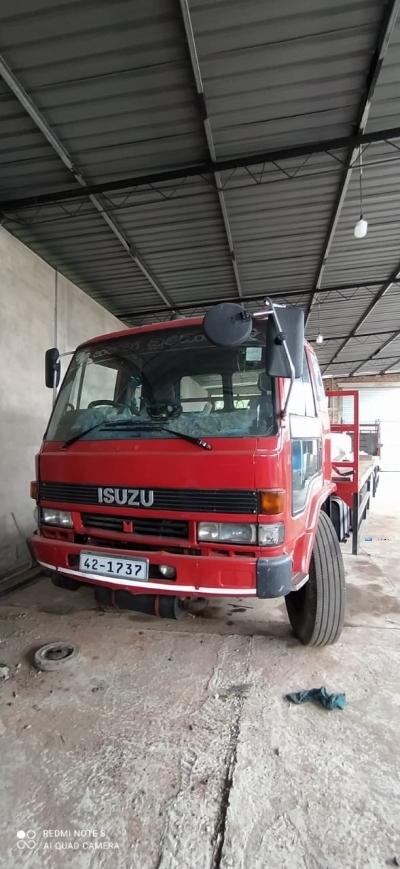 Isuzu Lorry 1983