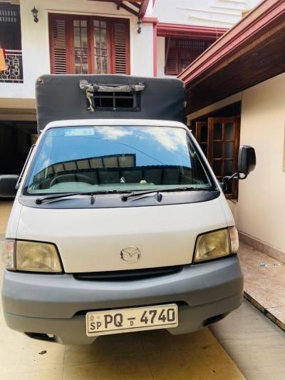 Mazda Bongo Lorry 2006