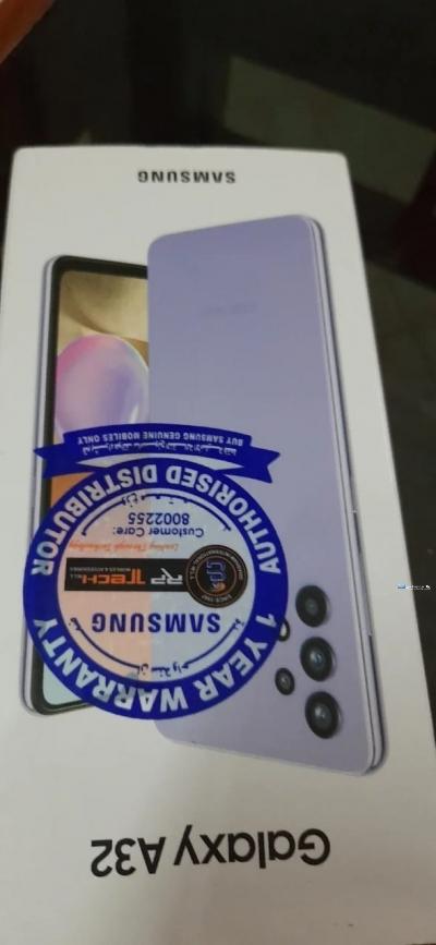 Samsung Galaxy A32 (6GB/128) (New)