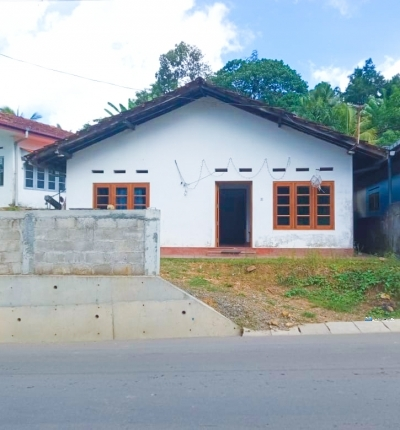 House for Sale in Galle(Mapalagama)