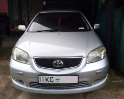 Toyota Vios 1.5E VVT-i 2003