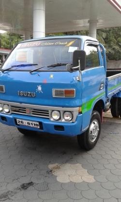 Isuzu ELF 250 1979