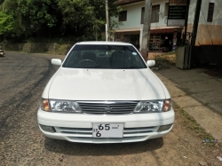 Nissan Sunny Sb14 Ex Saloon