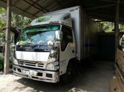 Isuzu NPR Custom Lorry 2006