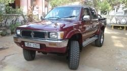 Toyota Hilux 1990