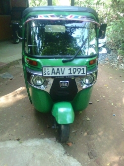Bajaj Three Wheeler Home Used