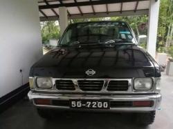 Nissan Dutsun AX D21 1993