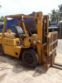Komatsu Forklift - Kottawa