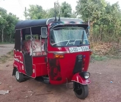 Bajaj 2 Stroke Three Wheeler