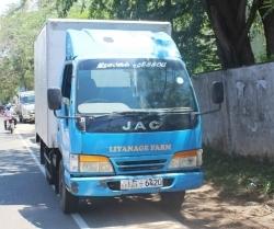 JAC Truck 2008