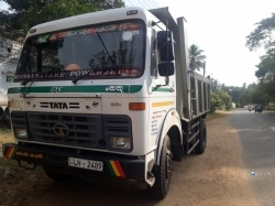 Tata 1615 Tipper 2017
