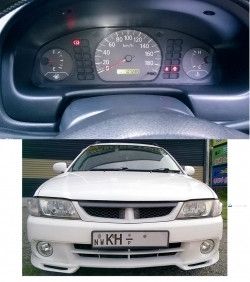 Nissan Wingroad 2003