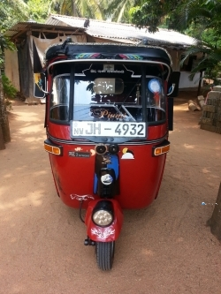 Bajaj Three Wheeler