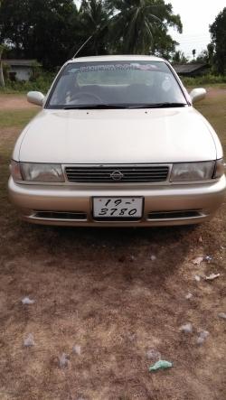 Nissan Sunny FB13 1992
