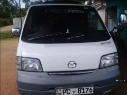 Mazda Bongo 2007