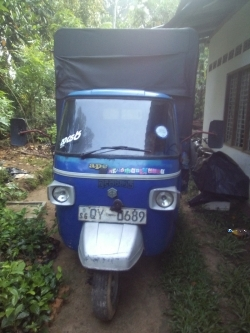 Piageo Three Wheeler