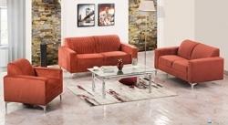 Damro Sofa DAFFODIL 3+2+1 (Fabric) Price