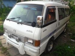 Mazda Bongo Browny