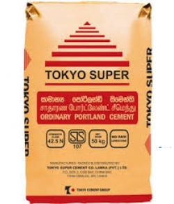 TOKYO SUPER -ORDINARY PORTLAND CEMENT 50KG BAGS PRICE