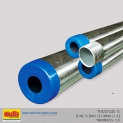 GI PIPES (DN 15) PRICE