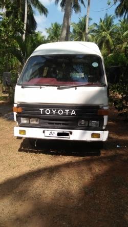 Toyota Dyna 1987