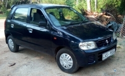 Suzuki Alto LXI 2012