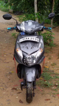 Honda Dio 2014
